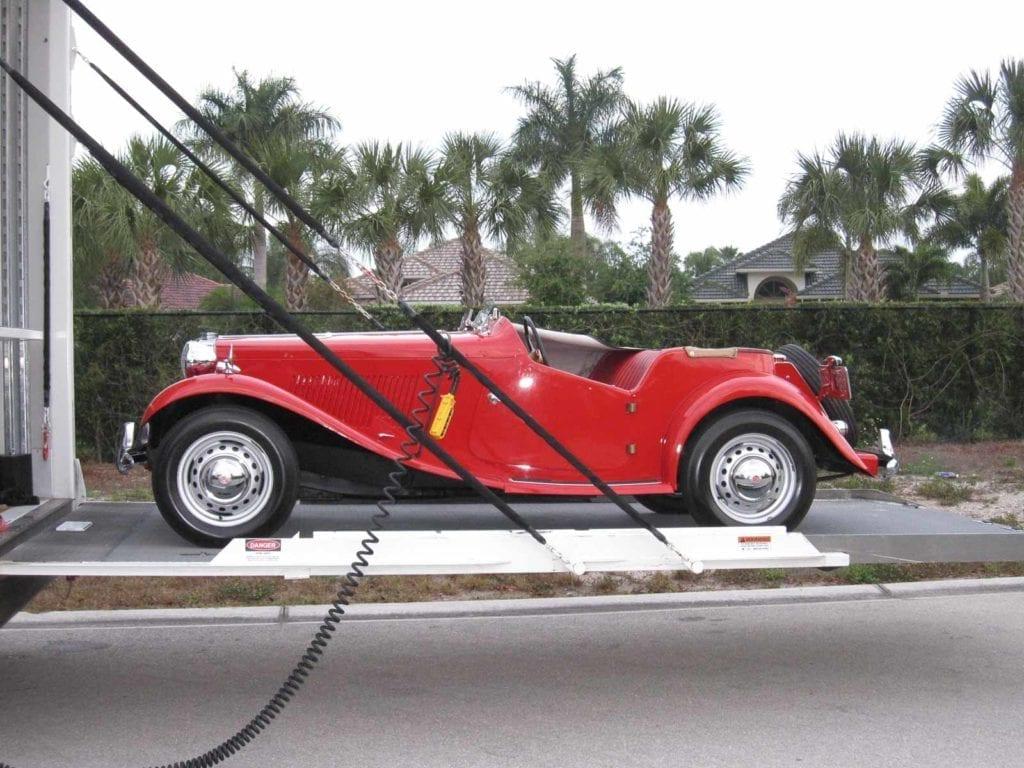 53 MG TD – Florida to Virginia