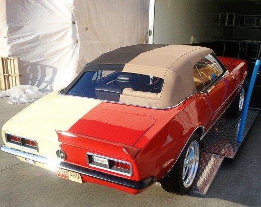 68 SF Camaro