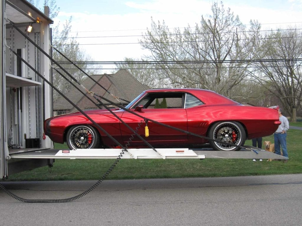 69 Camaro - Minnesota to California
