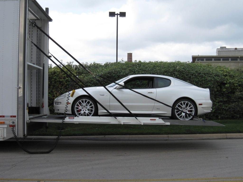 Maserati GS – Texas to Illinois
