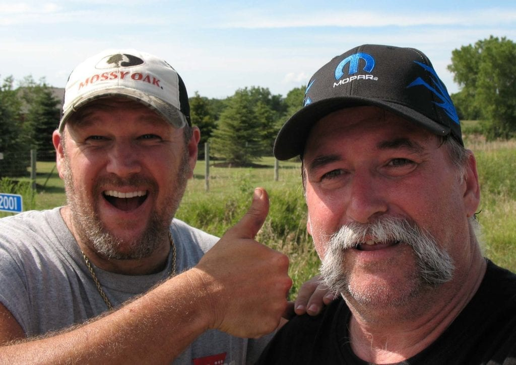 Rick & Larry the Cable Guy